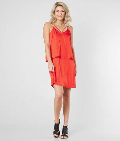 19 Cooper Satin Dress