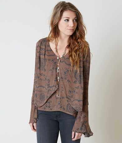 willow & root Printed Top