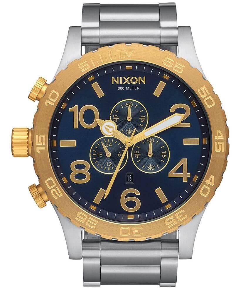 Nixon The 51-30 Chrono Watch front view