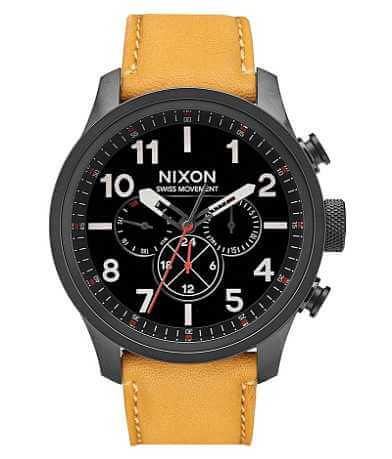 Nixon The Safari Watch