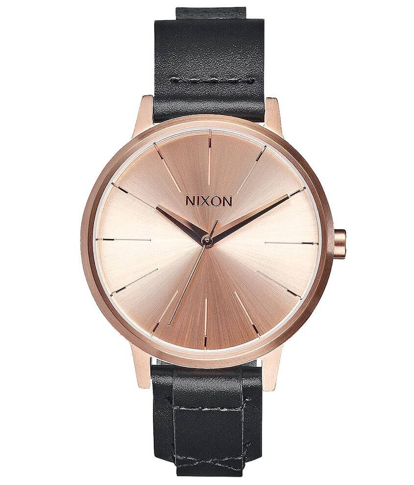Nixon The Kensington Watch front view