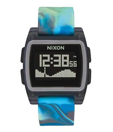 Nixon The Base Tide Watch