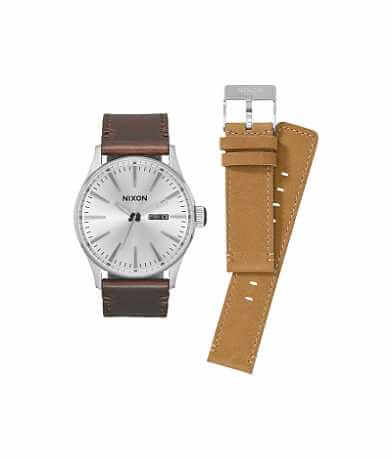 Nixon The Sentry Watch Gift Set