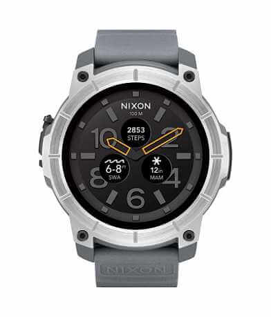 Nixon The Mission Sports Smartwatch