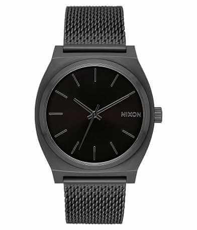 Nixon The Time Teller Milanese Watch