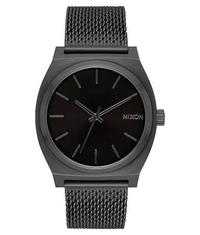 Nixon The Time Teller Milanese Watch