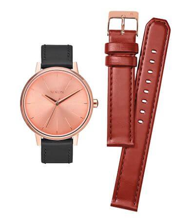 Nixon The Kensington Watch Set