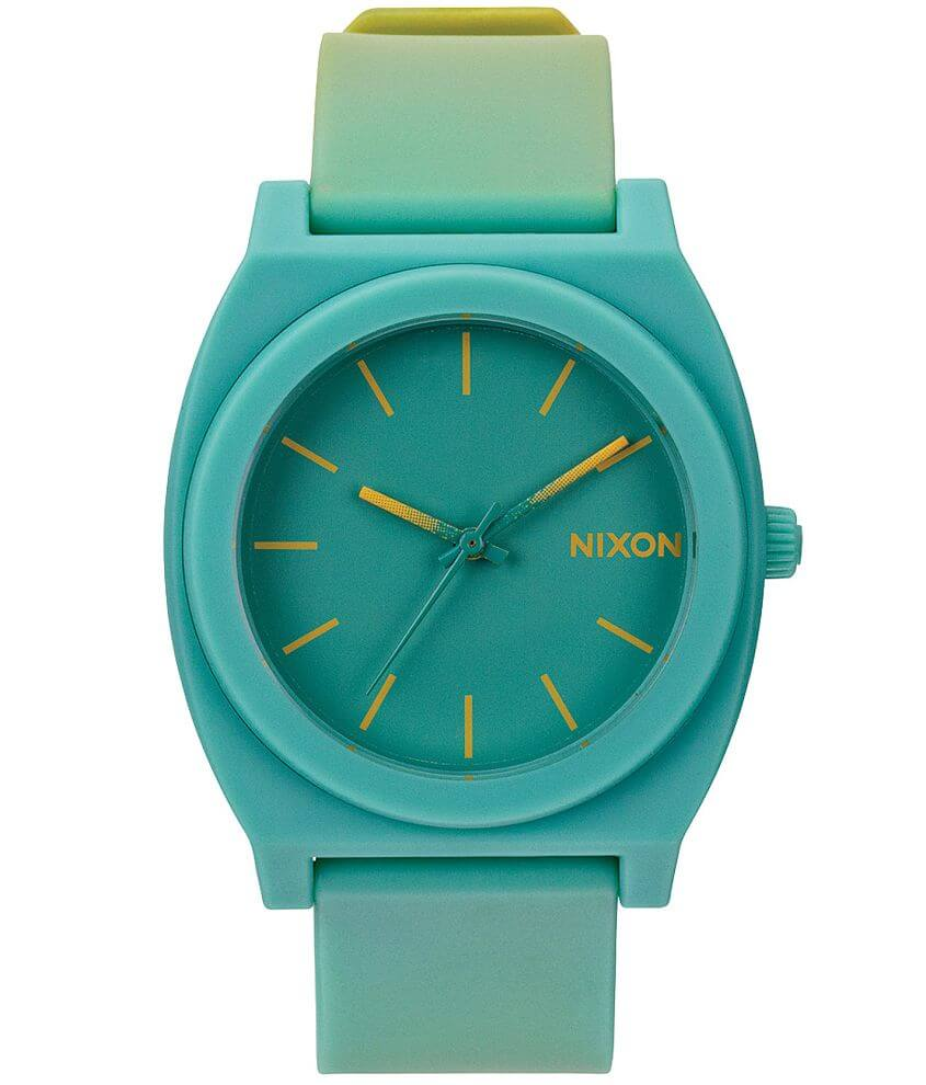Nixon Time Teller Watch front view