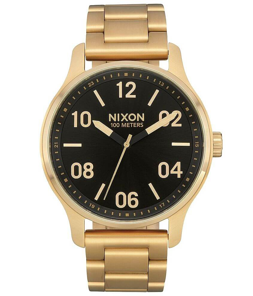 Nixon The Patrol Watch front view