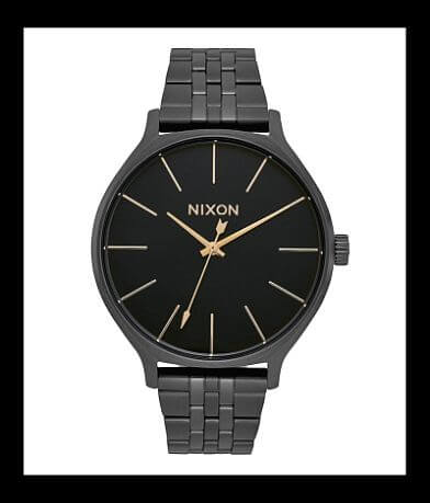 Nixon The Clique Watch