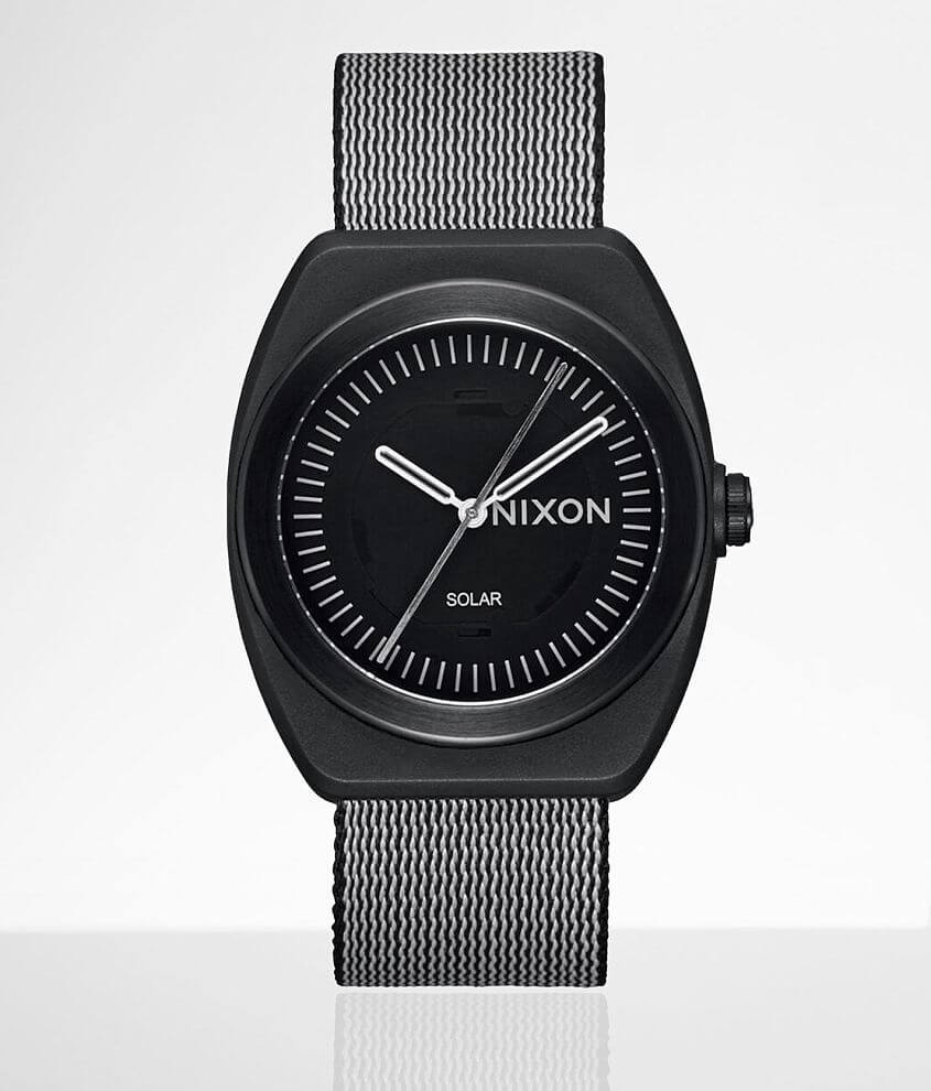 Nixon The Light-Wave Watch front view