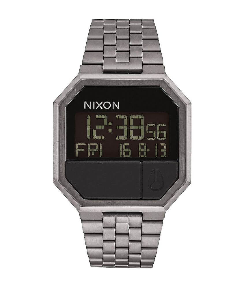 Nixon The Re-Run Watch front view