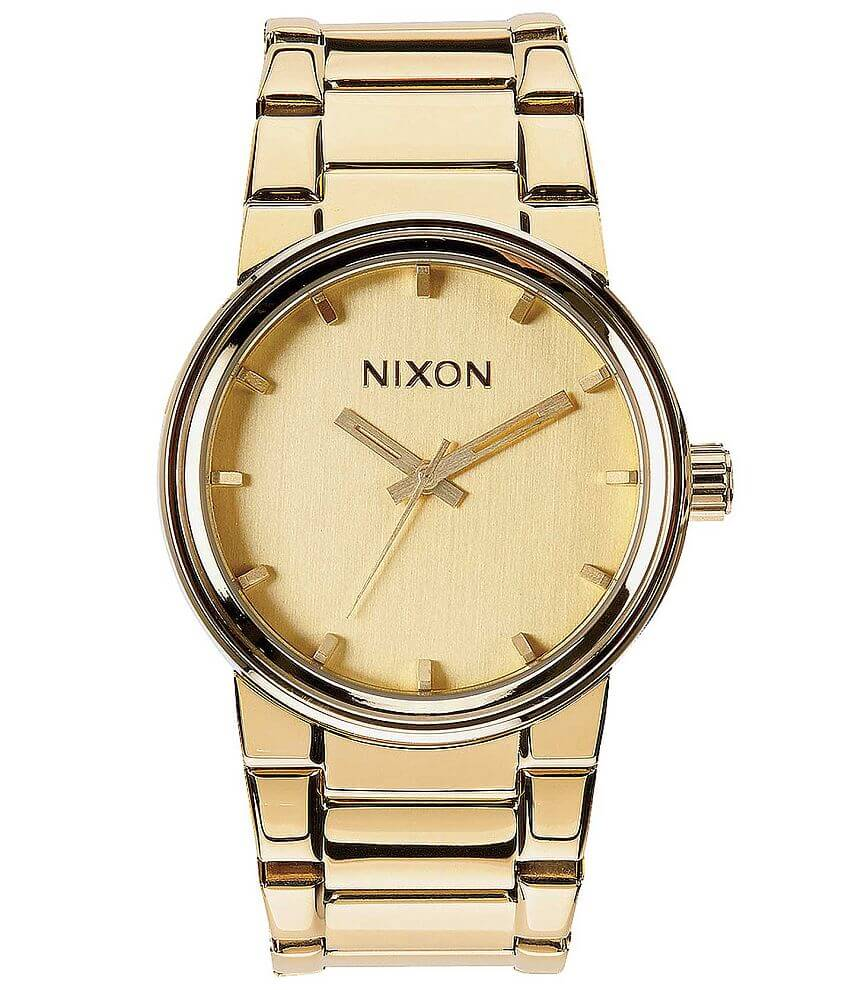Nixon Cannon Watch front view