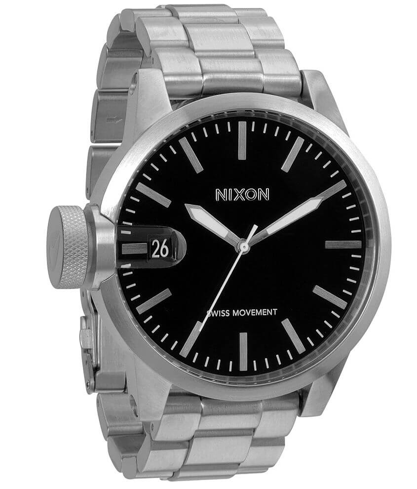 Nixon The Chronicle Watch front view