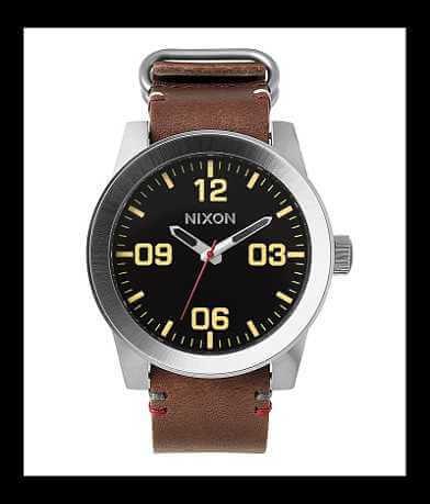 Nixon The Corporal Watch