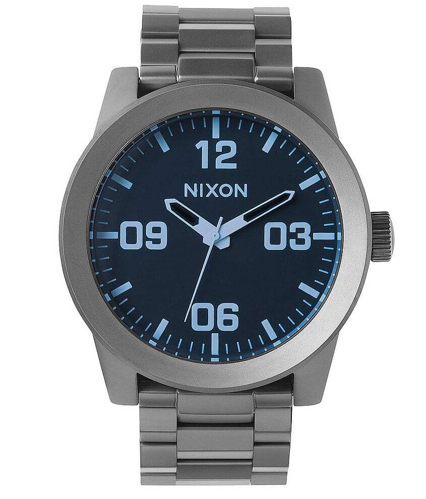 Nixon The Corporal Watch front view