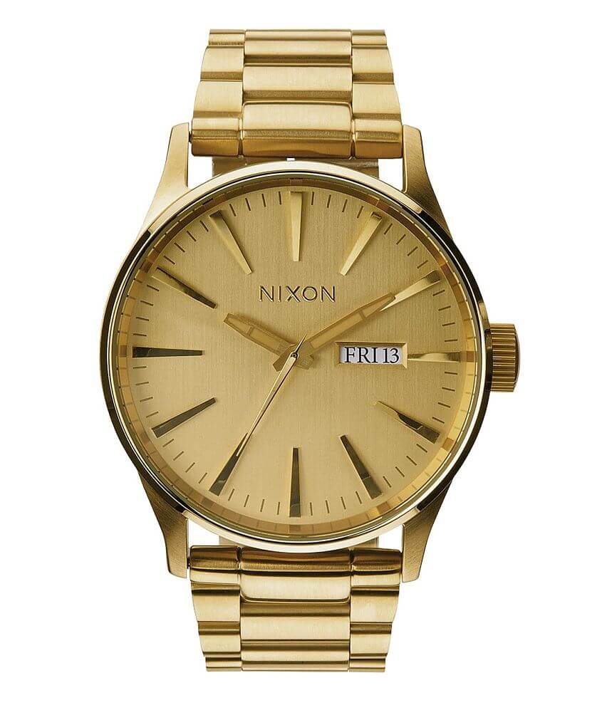 Nixon The Sentry SS Watch front view