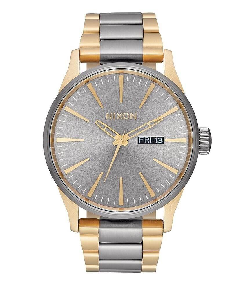 Nixon The Sentury Watch front view