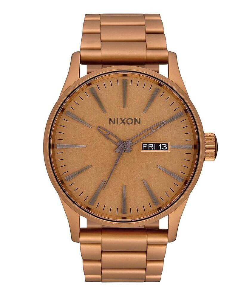 Nixon The Sentry Watch front view
