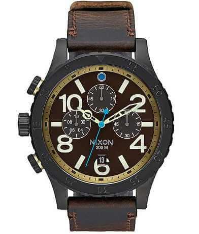 Nixon The 48-20 Chrono Watch