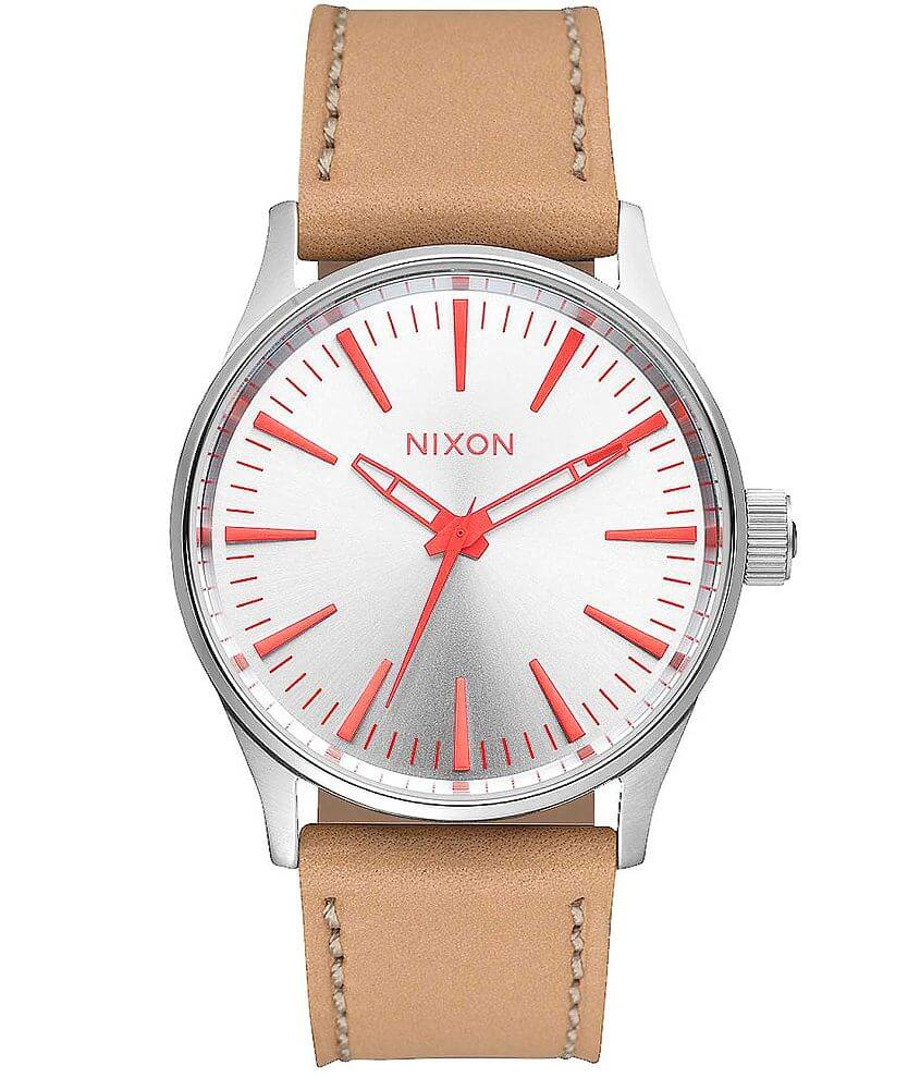 Nixon The Sentry 38 Watch front view