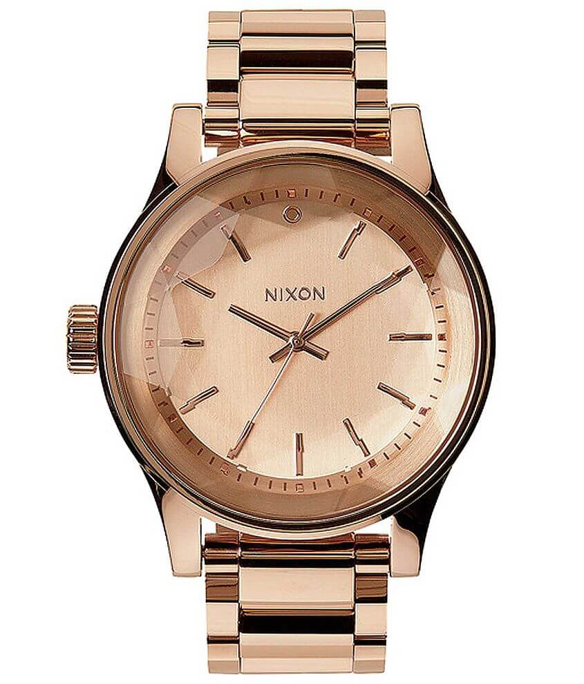 Nixon The Facet Watch front view