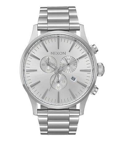 Nixon The Sentry Chrono Watch