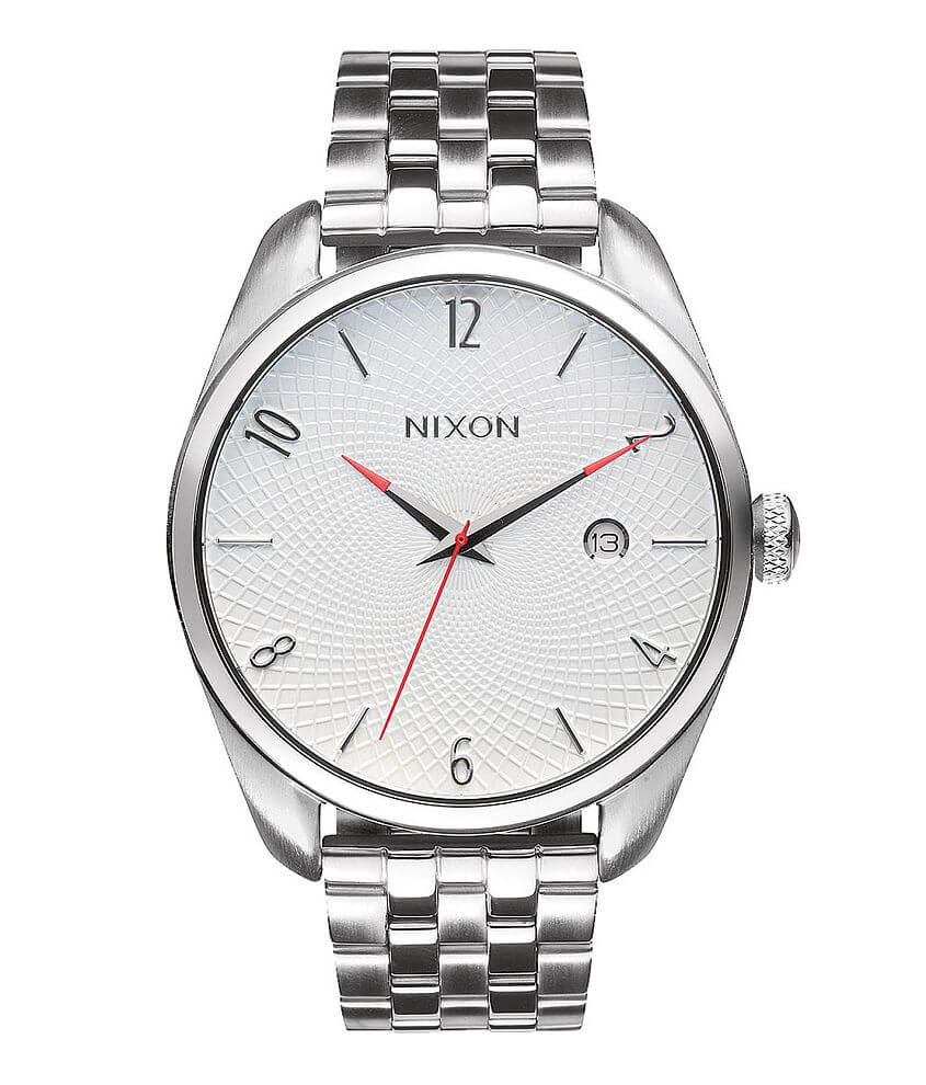 36fef534c Nixon The Bullet Watch - Women's Watches in White | Buckle