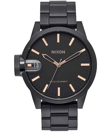Nixon The Chronicle Watch