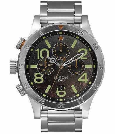 Nixon The 48-20 Chrono Watch
