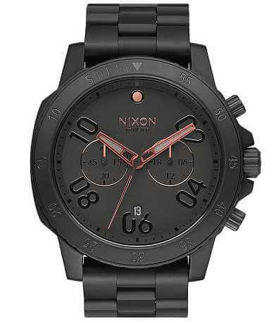 Nixon The Ranger Chrono Watch