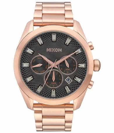 Nixon The Bullet Chrono Watch