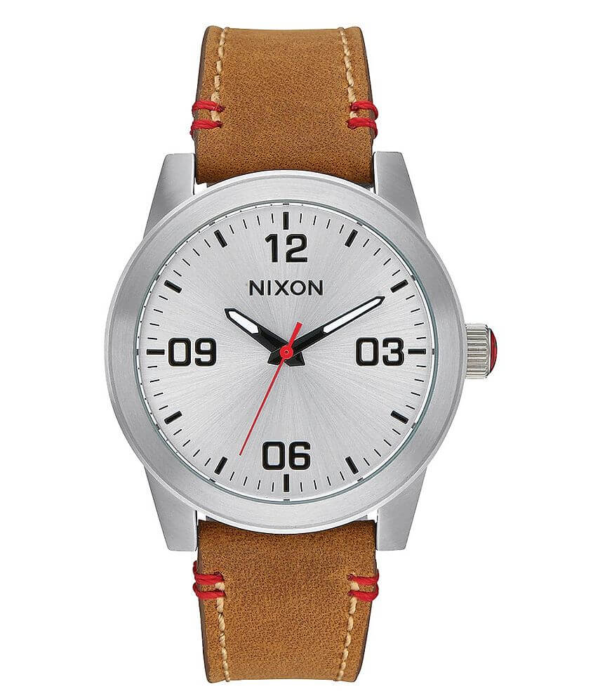 Nixon The G.I. Watch front view