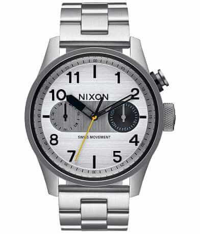 Nixon Safari Deluxe Watch