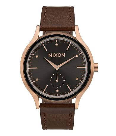 Nixon The Sala Leather Watch