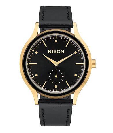 Nixon The Sala Leather Watch