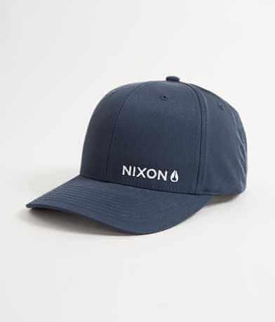 Nixon Lockup Hat