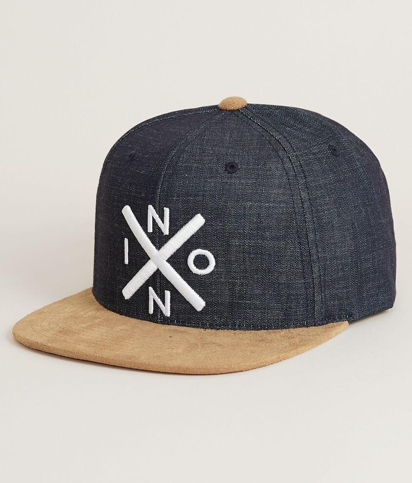 designer fashion af5a5 4f197 Nixon Exchange Hat - Men s Hats in Black Denim   Buckle