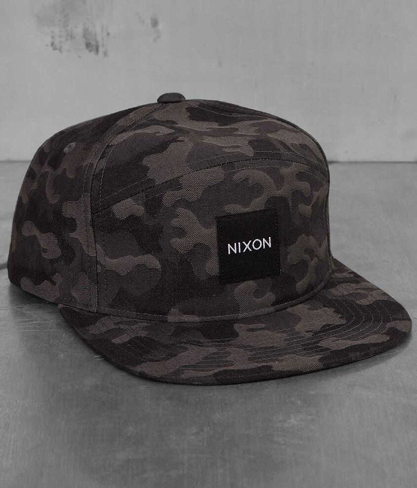 Nixon Snapper Hat front view