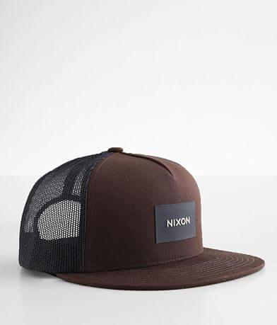 Nixon Team Trucker Hat