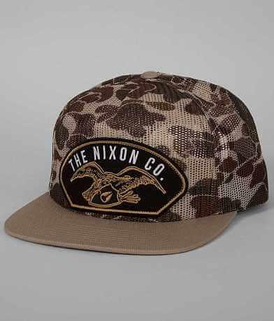 Nixon USS Trucker Hat