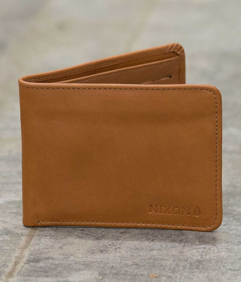 Nixon Stealth Wallet front view
