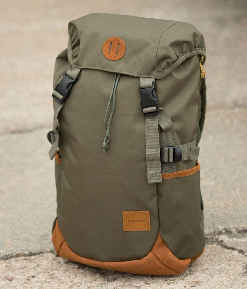 Nixon Trail Backpack front view