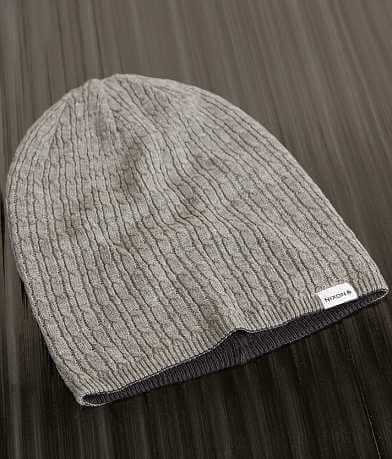 Nixon Smith Reversible Beanie