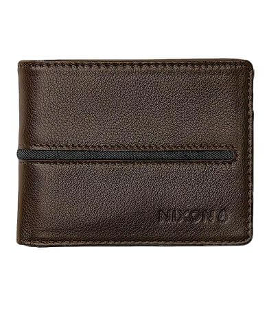 Nixon Coastal Escape Leather Wallet