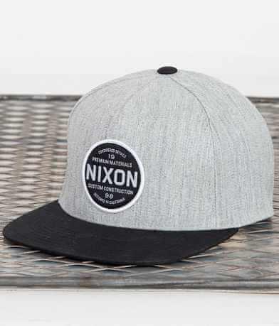 Nixon Lazaro 110 Hat