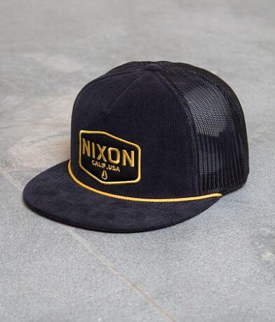 Nixon Sierra Trucker Hat