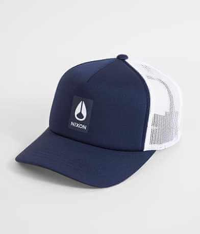 Nixon Badge Trucker Hat