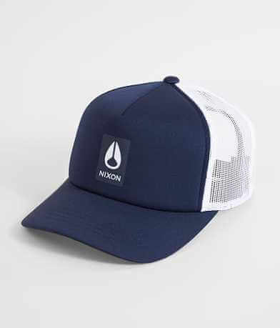 Nixon Badge Trucker Hat