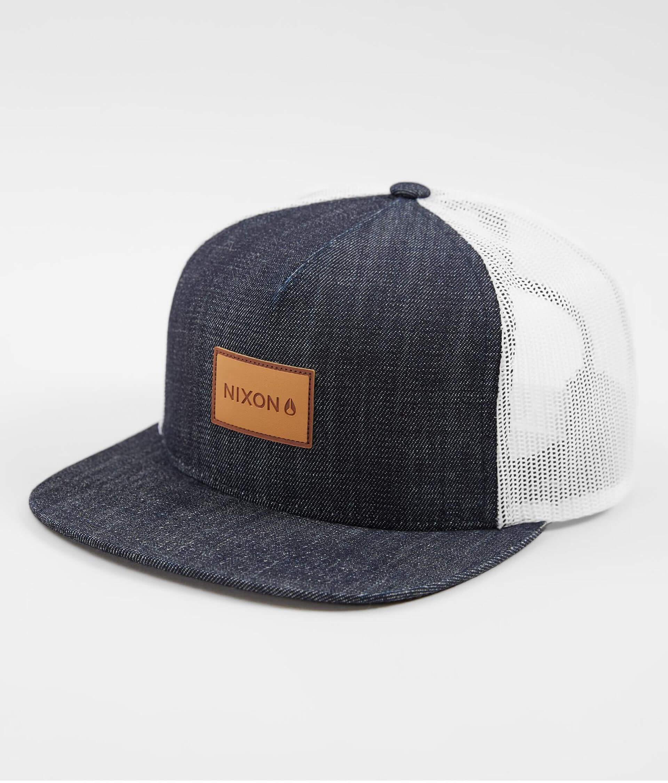 058646723e91e Nixon Mason Trucker Hat - Men s Hats in Navy